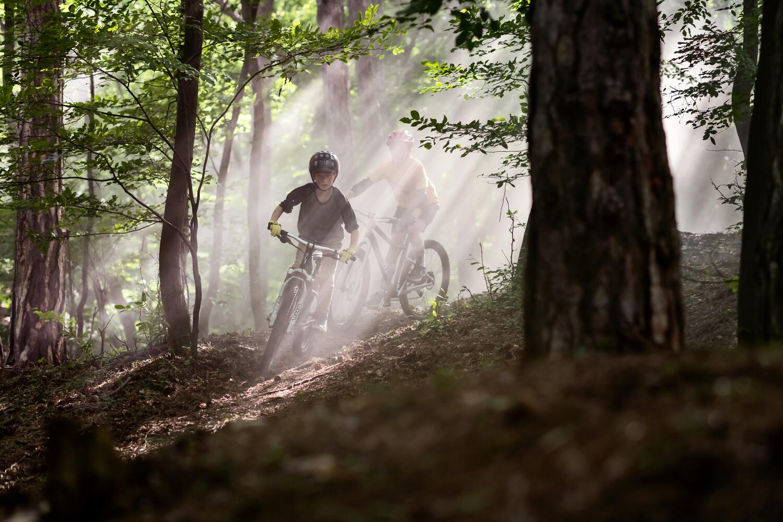 Woom Off Kinder Mountainbikes
